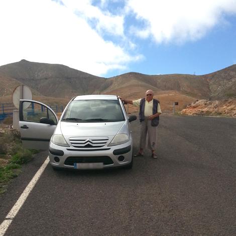 Gewinner Mietwagen Fuerteventura